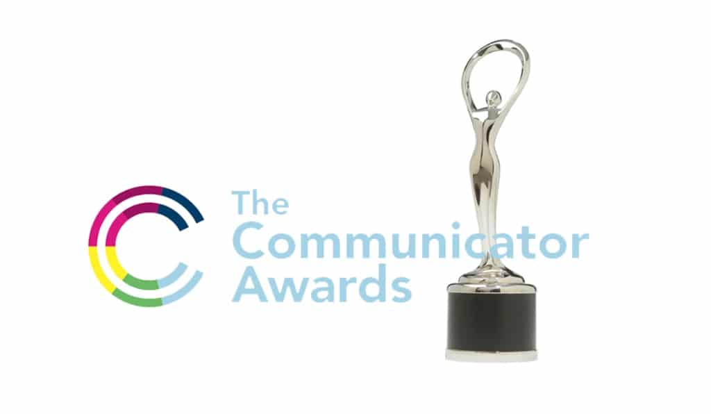 Stafford Wins 2018 Communicator Distinction Award